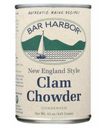 Bar Harbor New England Style Clam Chowder Soup, 15 oz Can, Case of 6 - $32.99