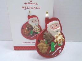 Hallmark Keepsake Ornament Season's Treatings 2013 #5 In The Series - $9.49