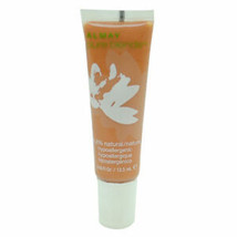 Almay Pure Blends Lip Gloss 110 Nude New & Sealed Full Size - $5.93