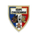 France Sapeurs Pompiers Equipe Cynotechnique French Fire Department K-9 ... - $10.99