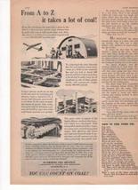 Bituminous Coal Institute Department Of National Coal Association Washin... - $3.25