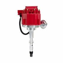 AMC JEEP CJ5 CJ7 304 360 401 V-8 HEI DISTRIBUTOR RED 65K VOLT COIL image 1