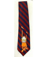 Balancine Garfield The Cat Tie Hot Cakes Necktie Vtg 1978  - $7.87