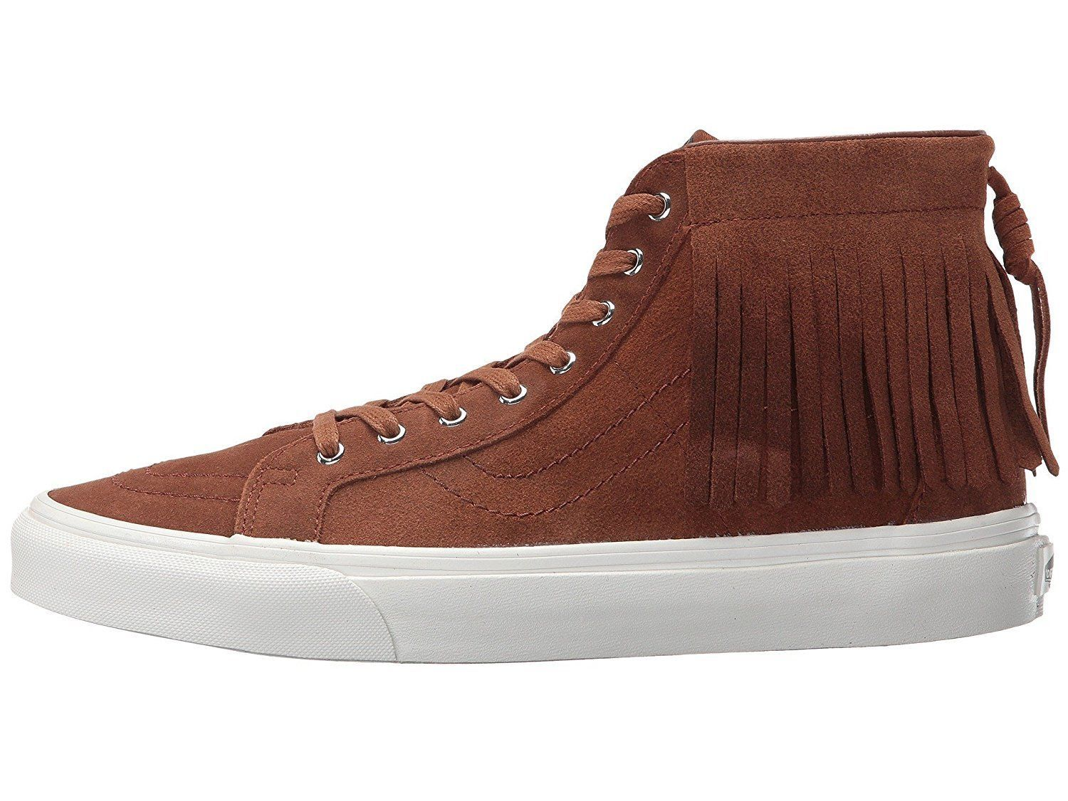 e08038ec9e New Vans Women s 9.5 Sk8-Hi Moc Suede and 50 similar items. S l1600