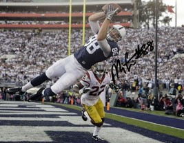 Mike Gesicki Signed Photo 8X10 Rp Auto Autographed Penn State Tight End !! - $19.99