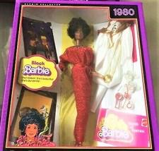 My Favorite Black Barbie Doll. - 1980 - NRFB - AA - $170.00