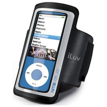iLuv ICC213 Armband Case with Reflector for iPod Nano 5th Generation - B... - $13.07