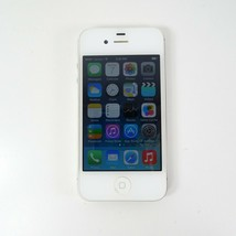 Apple iPhone 4 - 8GB - White (Unlocked) A1349 (CDMA) #1 - $35.99