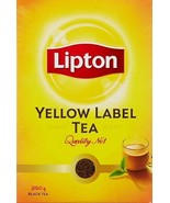 Lipton Yellow Label Leaf Carton, 250g*au - $32.28