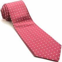 Burgundy Teardrop Tie | Brooks Brothers Silk Necktie - $39.59