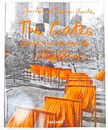 The Gates  Central Park New York City Christo, Jeanne-Claude - $8.86