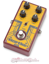 Hartke HF44 - Analog Bass Fuzz Distortion Guitar Effects Pedal - $79.99