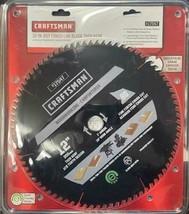 "Craftsman 17547 12"" x 80 Tooth Finishing Saw Blade Thin Kerf - $31.68"