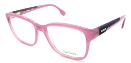 New Authentic Diesel Rx Eyeglasses Frames DL5032 081 53-16-140 Pink / Bl... - $47.78