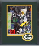 Ruvell Martin 2006 Green Bay Packers  -11x14 Team Logo Matted/Framed Photo - $43.55