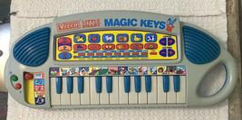 VTech Little Smart MAGIC KEYS Musical Keyboard Piano with Animal Sounds - $42.75