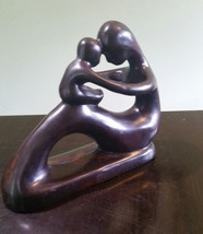 Resin Mother and Child Statue/Figurine - $5.93