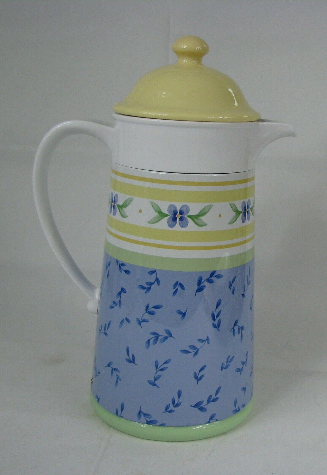 Pfaltzgraff Summer Breeze Thermal Insulated Coffee Beverage Serving Carafe - $23.75