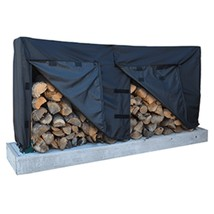 Dallas Manufacturing Co. 600D Log Rack Storage Cover - Model 8 - $89.71
