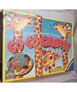 Discovery Toys GO-GO-GIRAFFE! Board Game 1997 Ravensburger Spieleverlag - $44.54