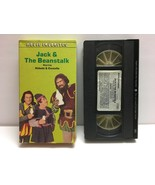 Jack and the Beanstalk - Abbott & Costello on VHS - used 1987 copy - $6.60
