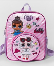 L.O.L Surprise! Glam Bling Bow Pink Backpack - $20.14