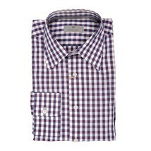 Canali Classic Modern Fit Long Sleeve Casual Dress Shirt NEW Size L CST 242 - £55.70 GBP