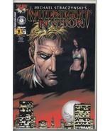 Midnight Nation #1B - Image Comics - October 2000 - J. Michael Straczynsk - $1.27