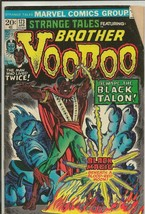 Strange Tales #173 ORIGINAL Vintage 1974 Marvel Comics 1st Black Talon - $19.79
