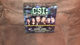 CSI: Crime Scene Investigation The Board Game (2004) - $24.18