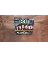CSI: Crime Scene Investigation The Board Game (2004) - $24.18