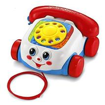 Fisher-Price Brilliant Basics Chatter Telephone - $9.99