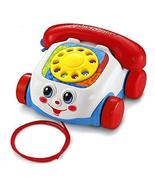 Fisher-Price Brilliant Basics Chatter Telephone - $9.99