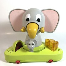 Safari Friends Replacement Elephant Lights Sound Toy Evenflo ExerSaucer ... - $12.99