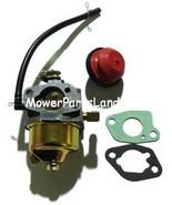 Replaces MTD 951-10638A Carburetor - $37.89