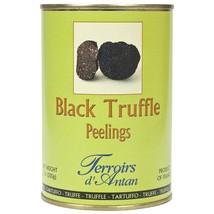 Asian Black Truffle Peelings - 7 oz Tin - $37.80