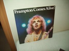 Frampton comes alive Vinyl double live Record Album 1976 A&M NM/M really... - $19.80