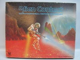 Alien Contact Extraterrestrial Empires in Conflict Phoenix Vintage Board... - $19.79
