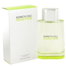 Kenneth Cole Reaction By Kenneth Cole Eau De Toilette Spray 3.4 Oz 415861 - $58.51