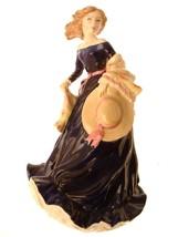 Royal Doulton Moonlight Stroll HN3954 Figurine F36 - $254.87