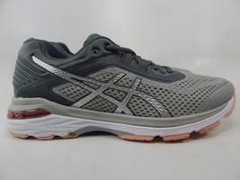 Asics GT 2000 v 6 Size 10 M (B) EU 42 Women's Running Shoes Gray Pink T855N