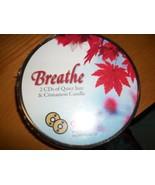 Breathe, Candle Cd Set - $10.77
