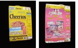 Cheerios Cereal Box Disney 101 Dalmatians Maze Games Canada - $16.99