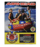 "Airhead Mega 76"" 1-4 Person Rider Towable Tube Raft (Bigger Than Ruckus ... - $69.29"