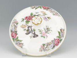 Vintage Wedgwood England Cathay Pattern Bone China Covered Vegetable image 3
