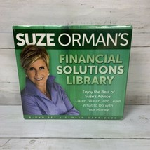 Suze Orman's Financial Solutions 9 DVD Set New Sealed Closed Captioned - $6.77
