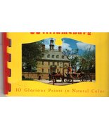 Williamsburg Virginia - 10 Color picture  - $4.95