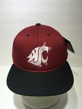 Vintage 90s NCAA WSU Cougars Sports Specialties Snapback Cap Hat OSFA NWT - $59.40