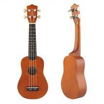 GLAWICK - 21 Inch Acoustic Soprano Hawaii Ukulele Musical Instrument - $34.99