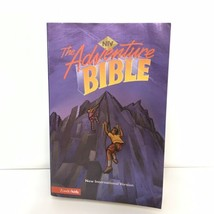 The Adventure Bible NIV New International Version Paperback 2000 Zonderkidz - $13.86